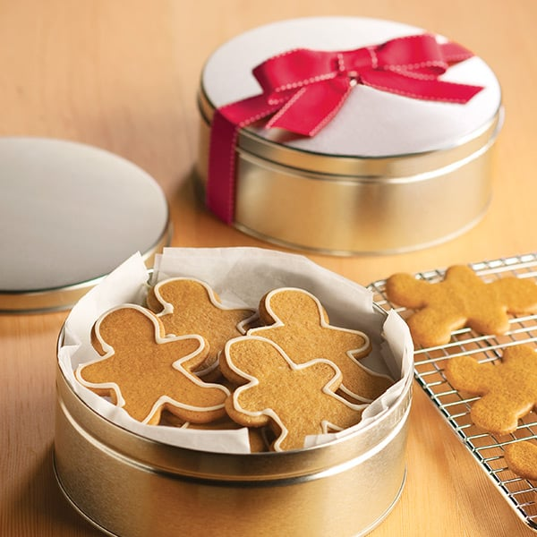 Classic Cookie Tins