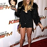 """Let Me Introduce You to My Friend"" Red Carpet Kesha"