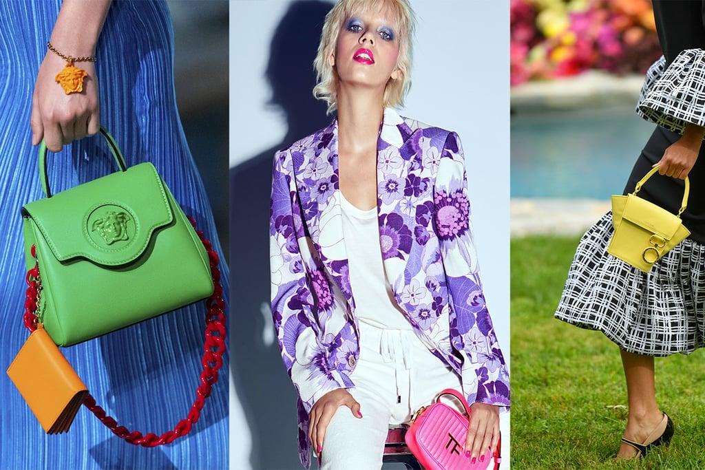 Spring 2021 Bag Trend: Highlighter Colors