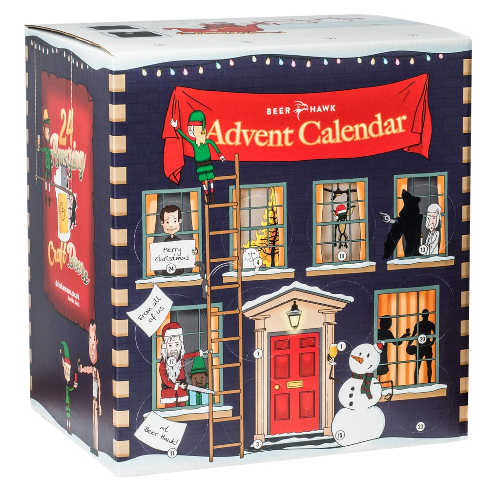 Beer Hawk's Craft Beer Advent Calendar