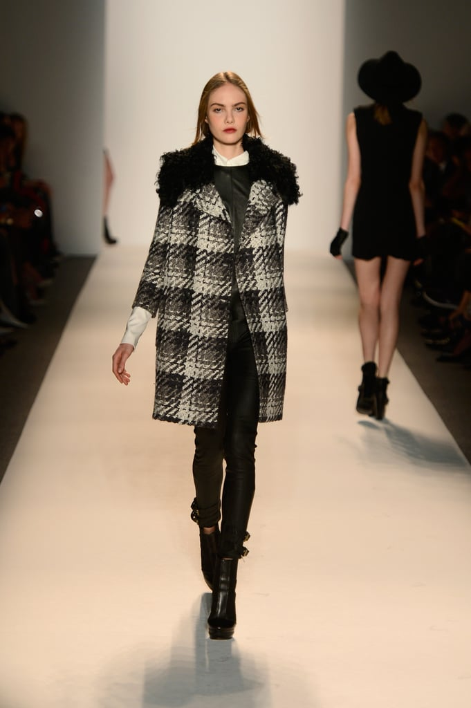 2013 Fall New York Fashion Week: Rachel Zoe