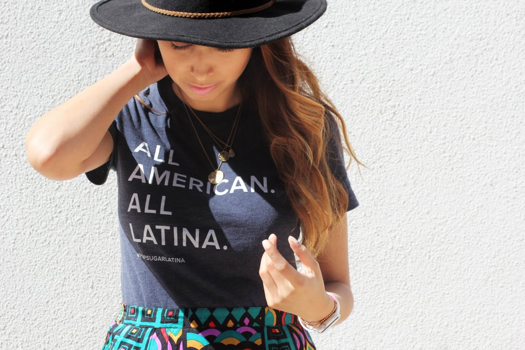 Tweets From Latinas Voting on 2016 Election