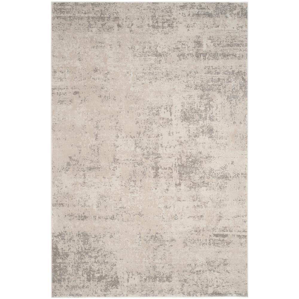 Safavieh Princeton Beige/Gray 8 ft. x 10 ft. Area Rug
