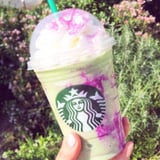 The Starbucks Dragon Frappuccino Is Here to Kick Some Unicorn Ass
