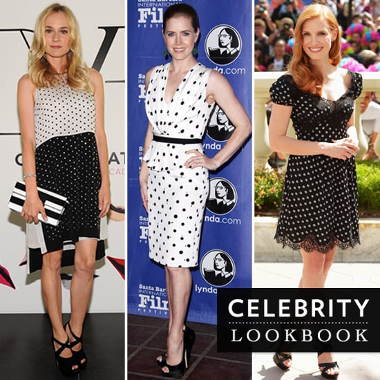 Spotted, Literally: How Diane, Amy, and Jessica Perfect Polka Dots