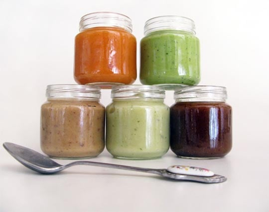 Lil Links: How to Make Homemade Hungry Baby Food