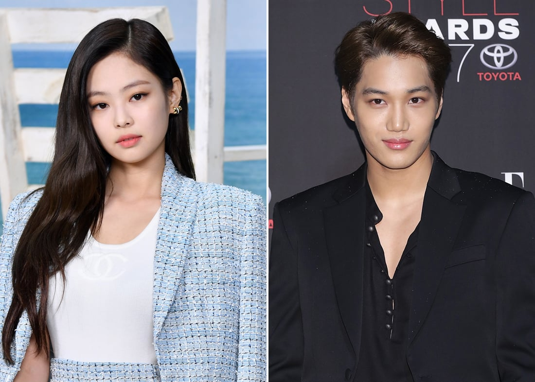 Jennie Kim and Kai | All the Celebrity Couples Who Have Broken Up This Year | POPSUGAR Celebrity Photo 26