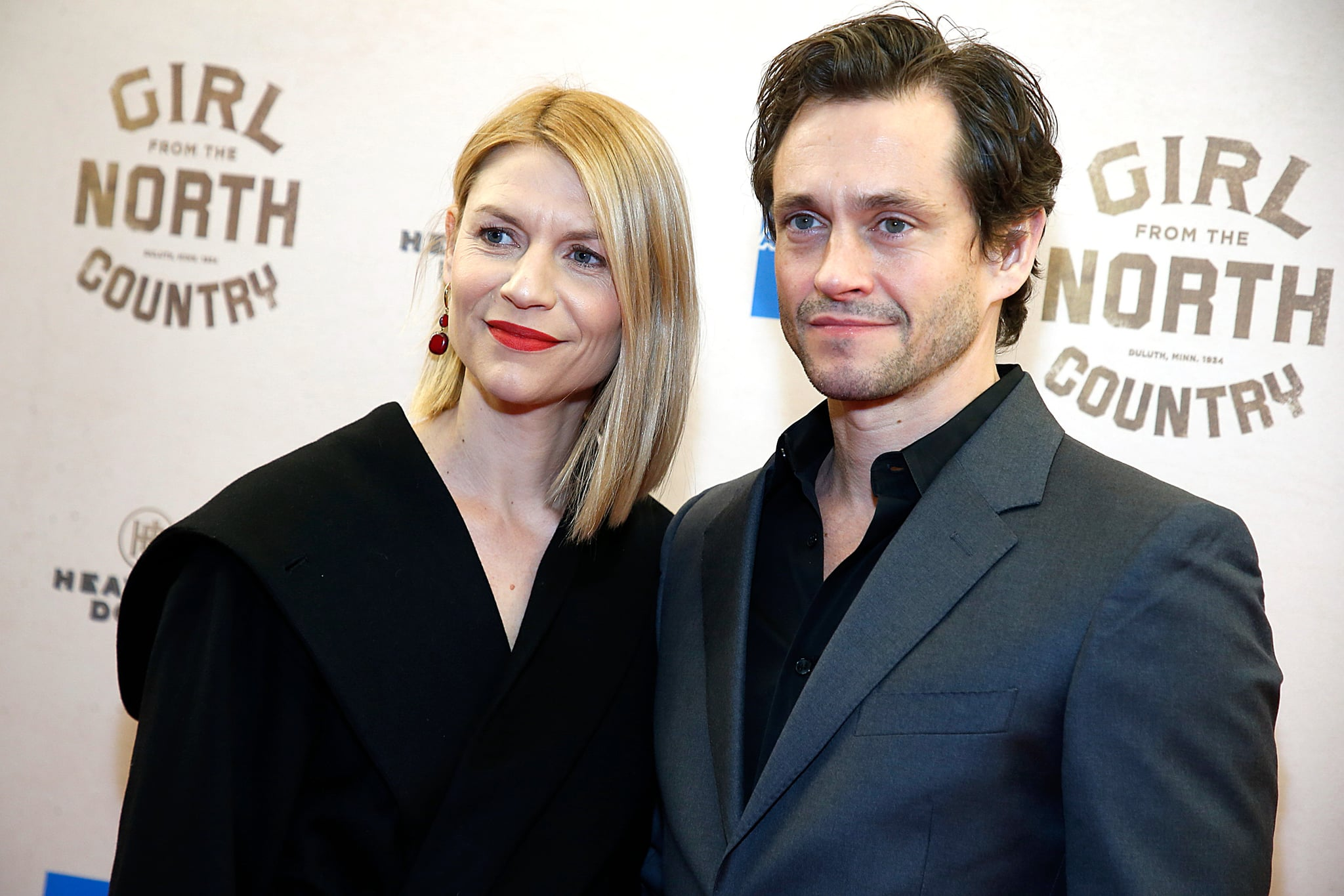 NEW YORK, NEW YORK - MARCH 05: Claire Danes and Hugh Dancy attend