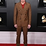 Charlie Puth at the 2019 Grammy Awards
