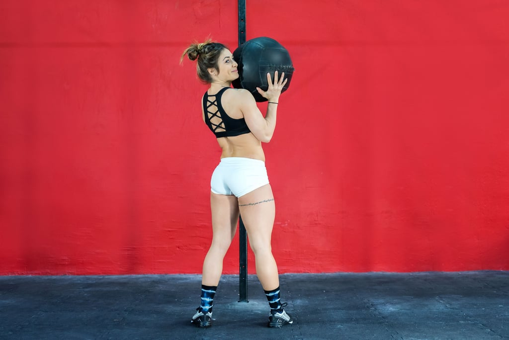 15-Minute CrossFit Jump-Rope Arms and Legs Workout
