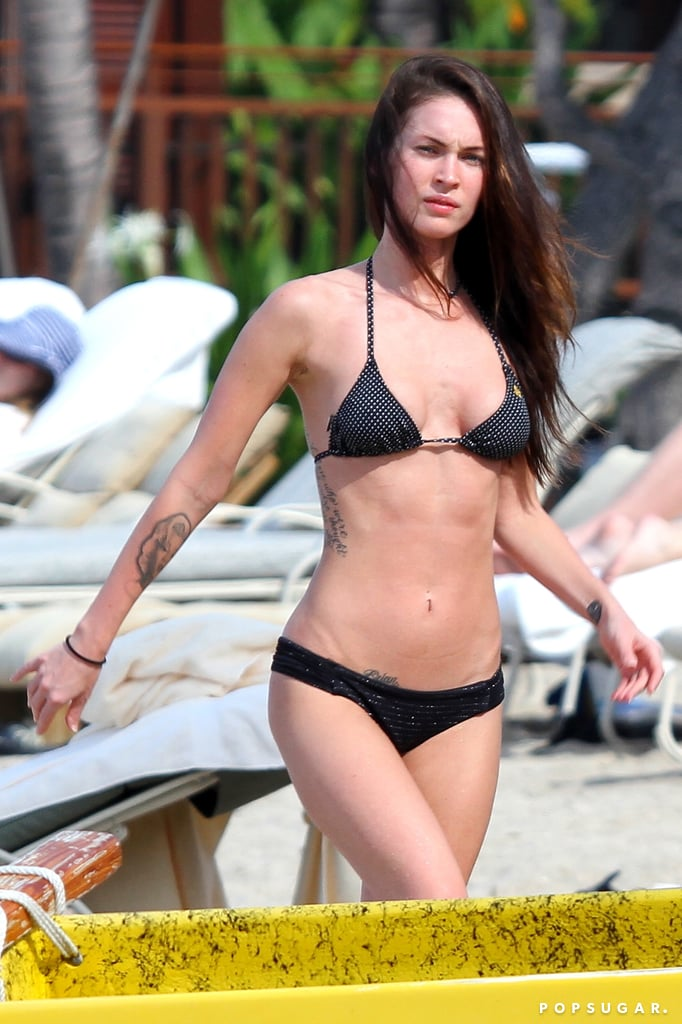 On a Scale From 1 to 10, Megan Fox's Hotness Meter Is Off the Charts