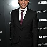 James Marsden at his Straw Dogs premiere.