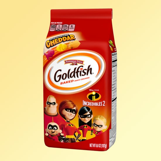 Incredibles 2 Goldfish Crackers
