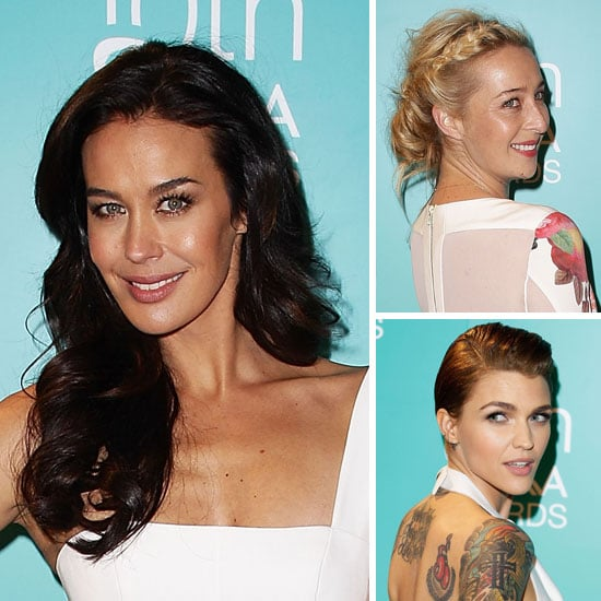 See All the Beauty Looks From the 2012 ASTRA Awards