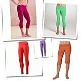 Colorful Workout Pants