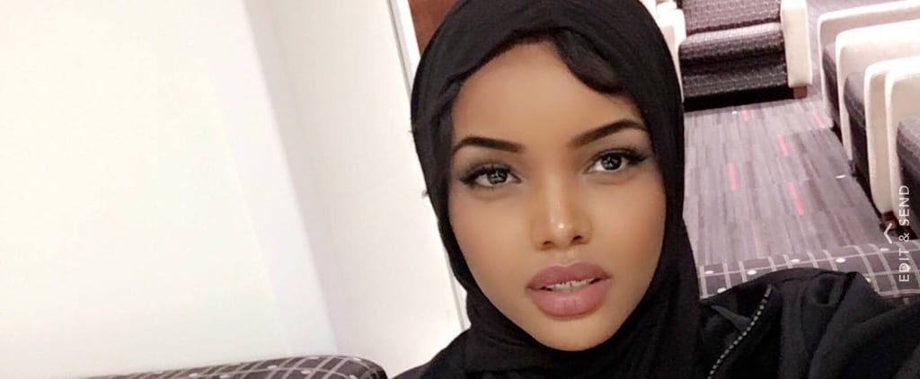 Halima Aden's Hijab and Burkini in Miss Minnesota