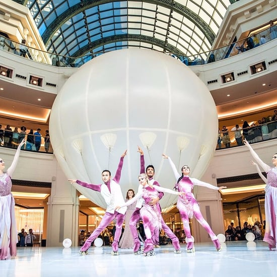 Mall of the Emirates Free Pearl Show