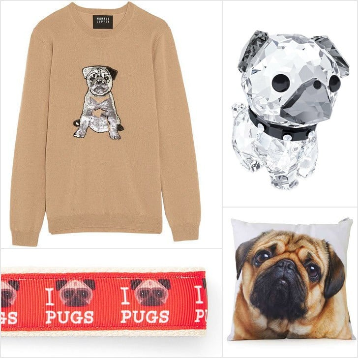 19 Pretty Presents For Your Pug-Loving Friends
