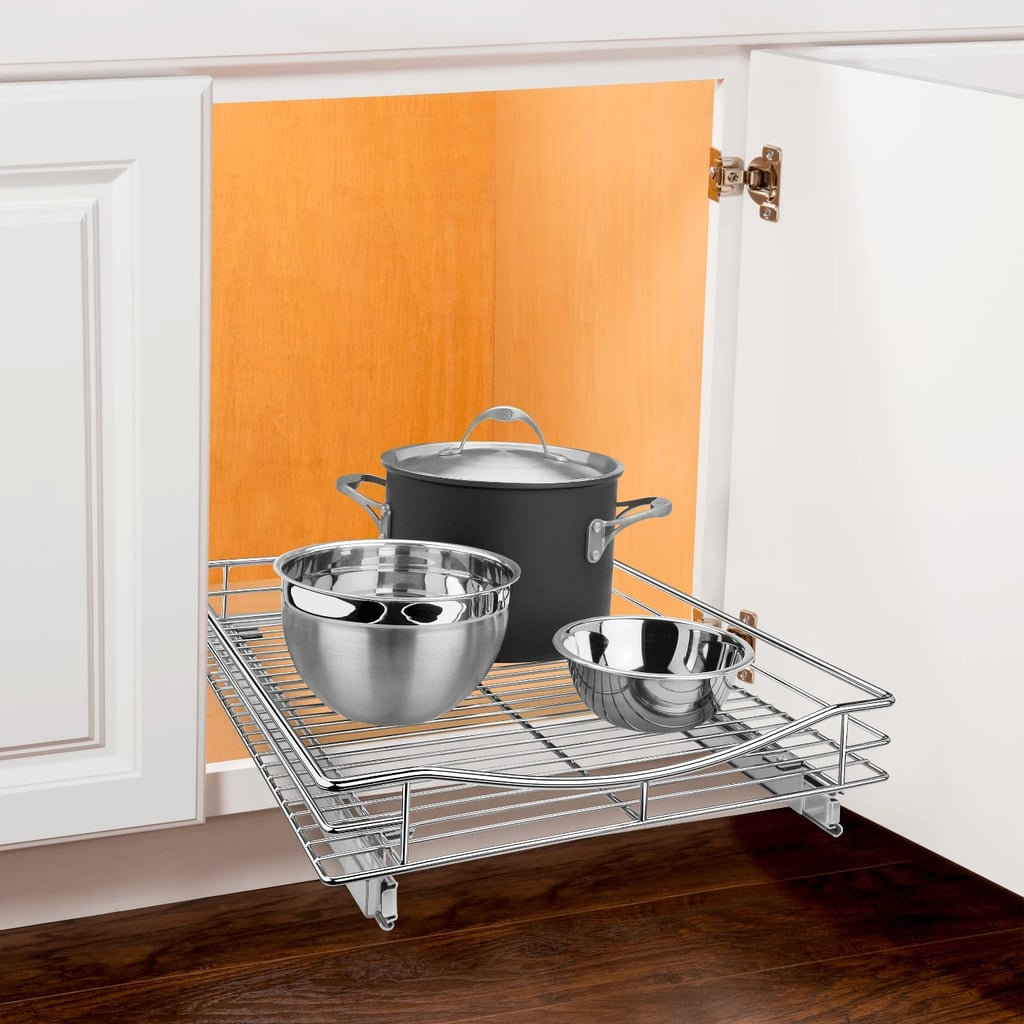 Lynk Professional Slide Out Cabinet Organizer Best Kitchen