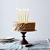 Walnut Cake Stand ($72)
