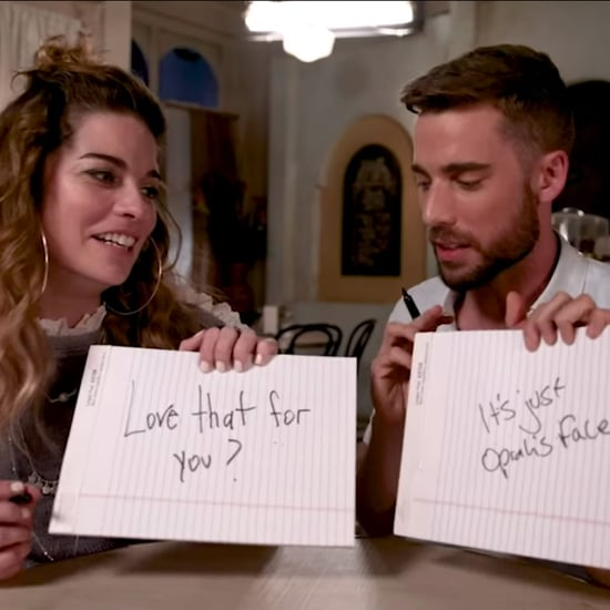 Annie Murphy and Dustin Milligan's Schitt's Creek Game Video
