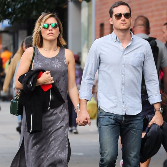 Sophia Bush, Jesse Lee Soffer Hold Hands NYC September 2015