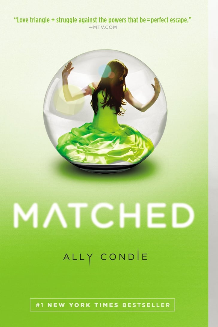 Matched Book Cover Drawing : Matched by ally condie clean books for teenage girls