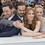 The cast of The Disappearance of Eleanor Rigby attended a photocall on Sunday.