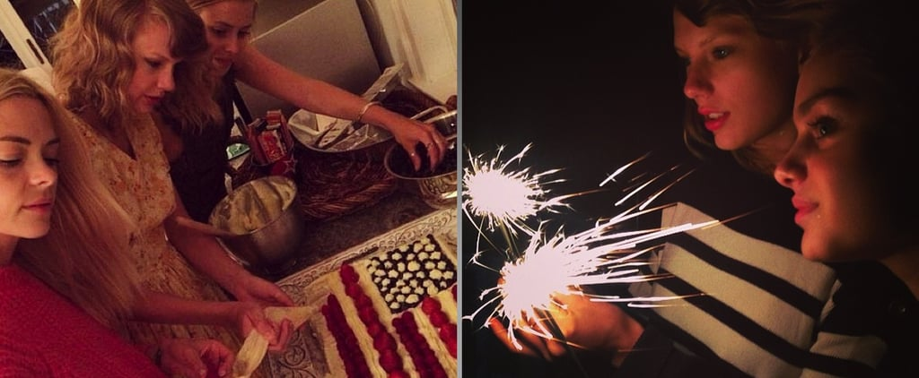 Taylor Swift's 4th of July Party | Video