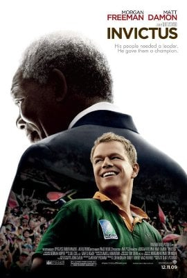 Watch Invictus Trailer Starring Matt Damon and Morgan Freeman, Film About Nelson Mandela From Clint Eastwood