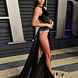 Kendall Jenner's Vanity Fair Oscars Afterparty Dress