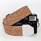 Vegan Leather Camera Strap ($44.50)