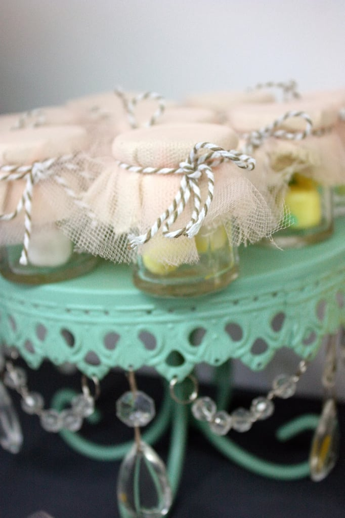 Mason Jars and Mints