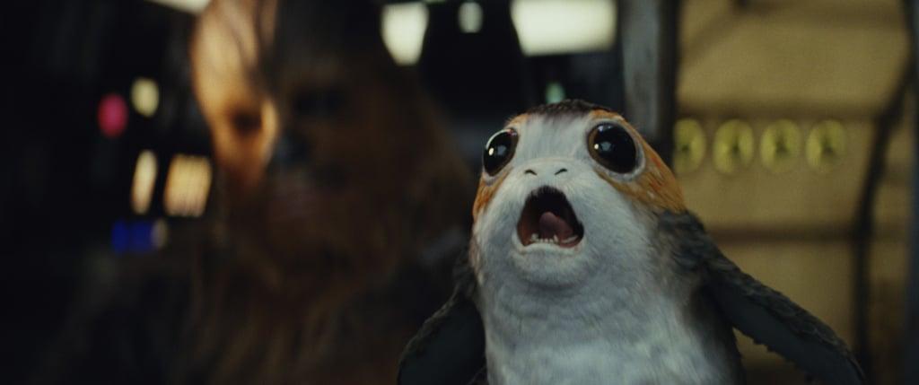 Star Wars: The Last Jedi New Characters