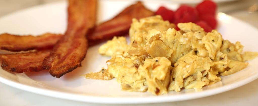 How to Make Paula Deen's Scrambled Eggs
