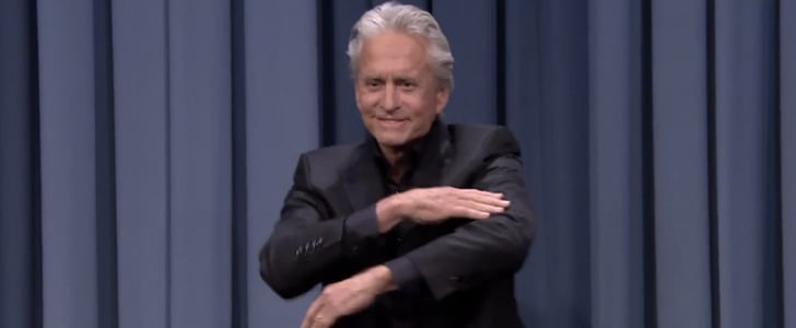 """Michael Douglas's """"Macarena"""" Moves Will Have You Laughing Out Loud"""