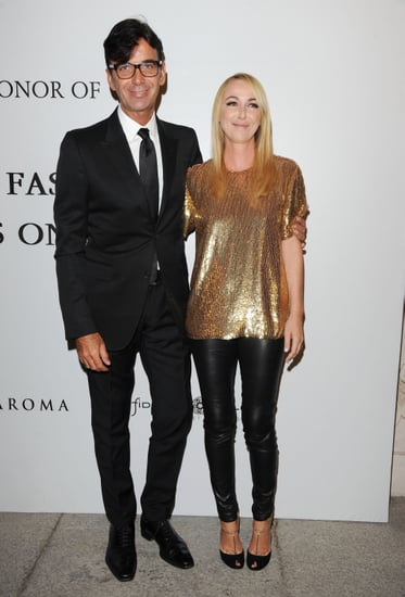 Frida Giannini, Gucci CEO Patrizio di Marco Dating
