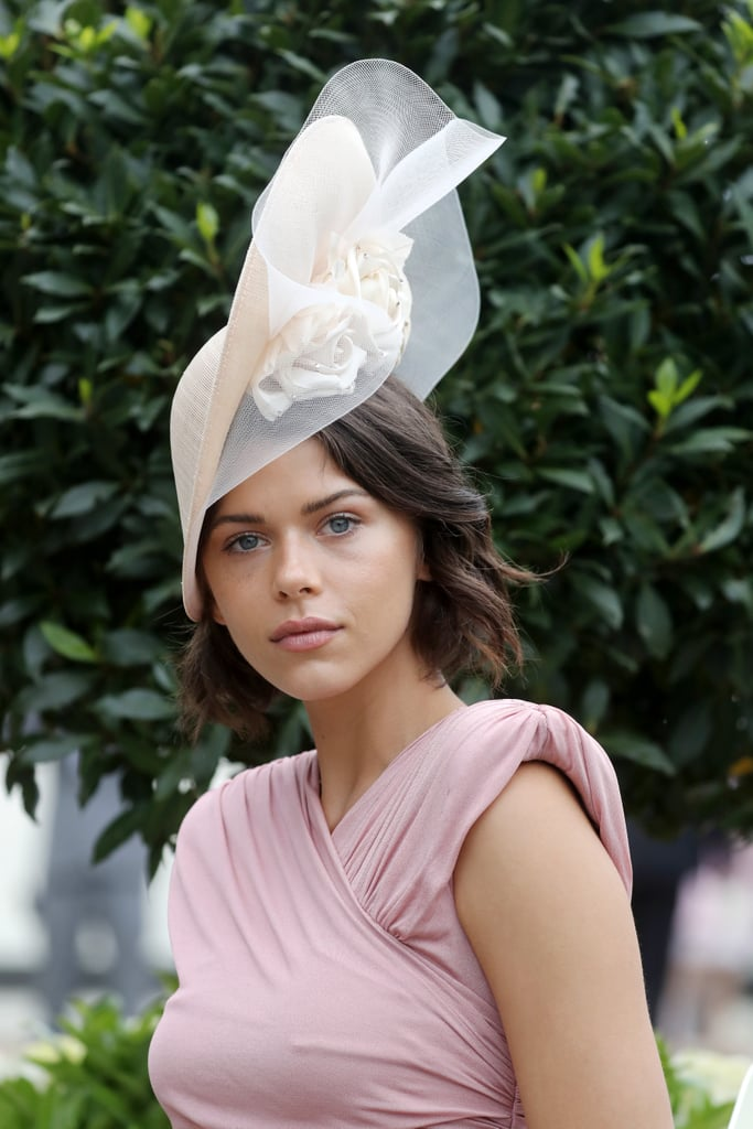 Georgia Fowler at Royal Ascot