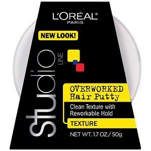 L'Oréal Studio Line Hair Putty ($5)