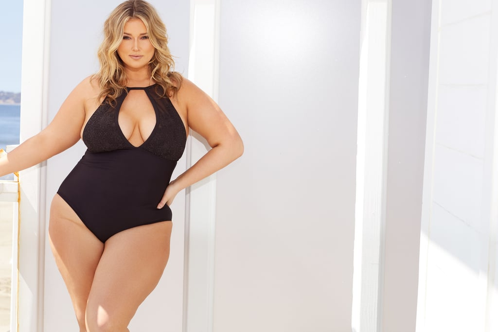 3af8562f1fc Hunter McGrady Playful Promises Swimsuit Collection | POPSUGAR ...