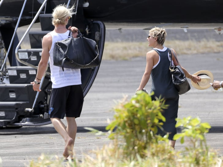 Chris Hemsworth And Wife Elsa Pataky Prepared To Leave St