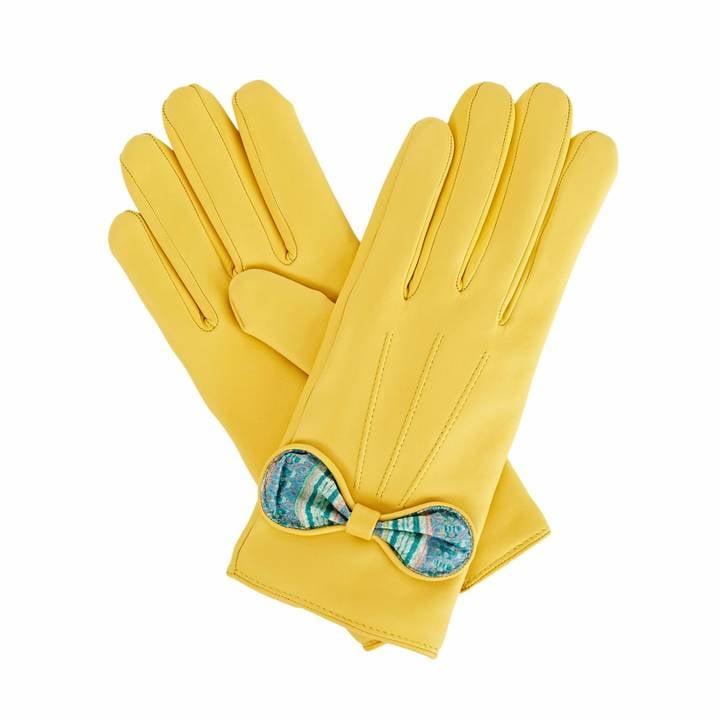 Belle: Gizelle Renee Penelope Yellow Gloves
