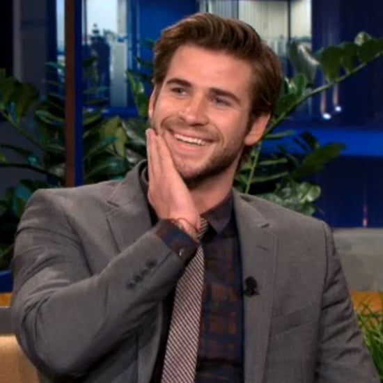 Video: Liam Hemsworth Talks Jennifer Lawrence On Jay Leno