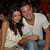 Jenna Dewan and Channing Tatum sat in the audience at the 2008 show.