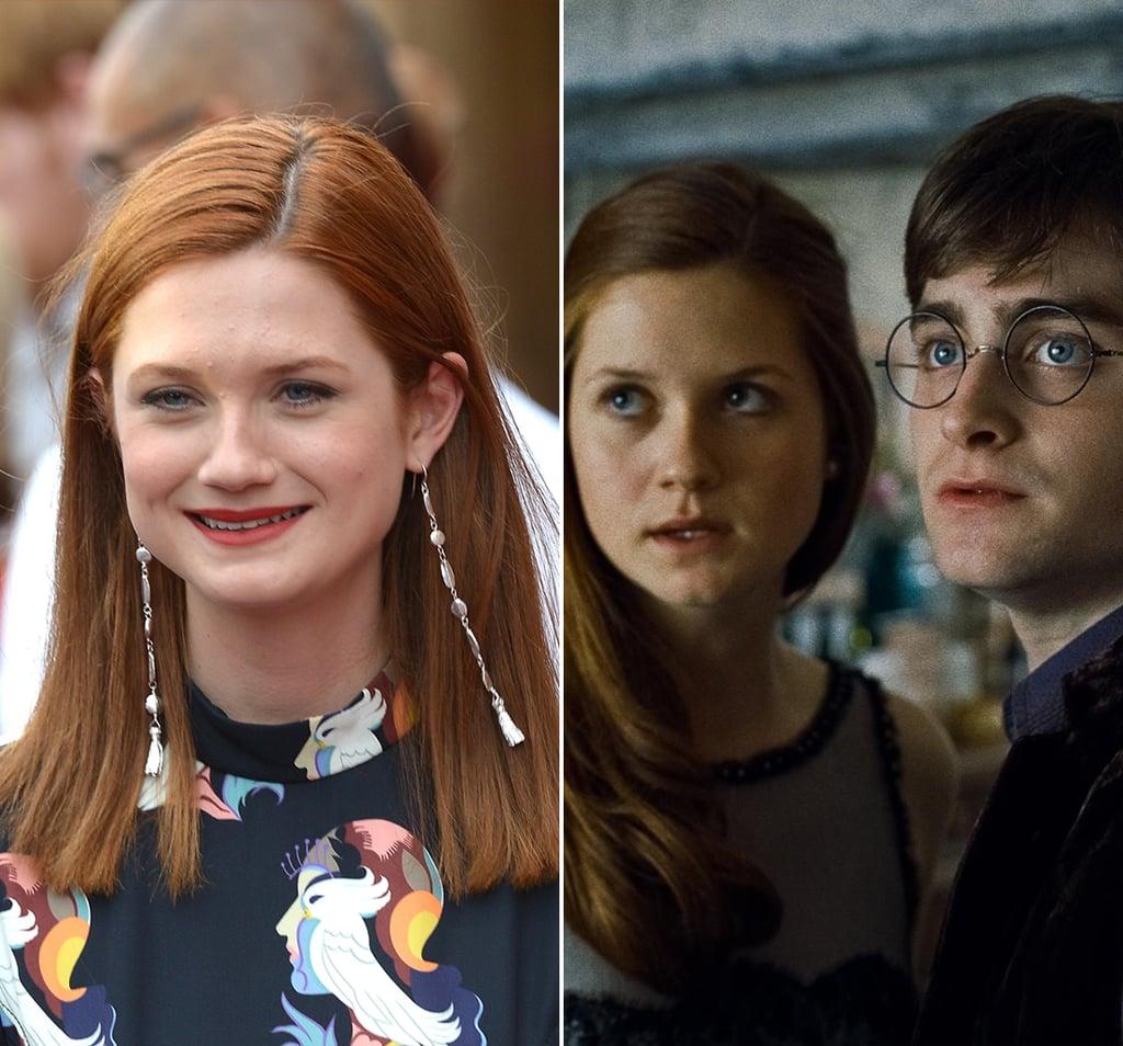 Bonnie Wright, Ginny Weasley
