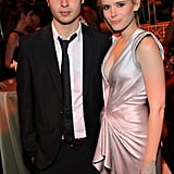 Kate Mara and Max Minghella got serious.