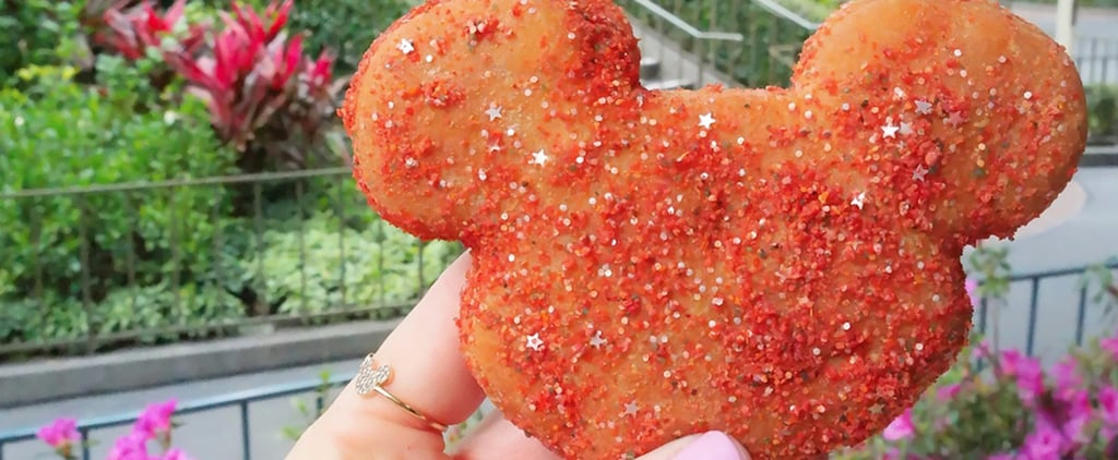 Disney Watermelon Chili Lime Beignets