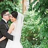 Mickie and Sean had an enchanting Harry Potter wedding. See the wedding here!