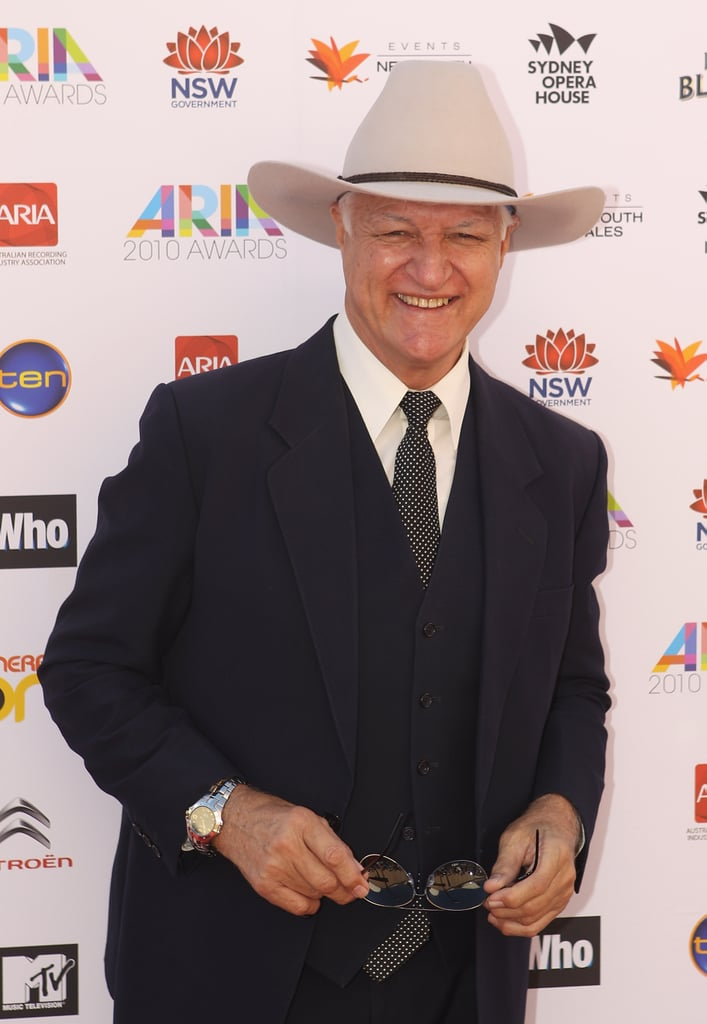 Bob Katter wore his best hat, bless.