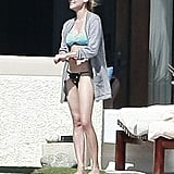 Diane Kruger in Mexico.